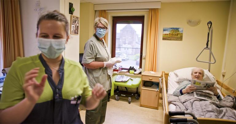 Woon-zorgcentrum Ocura Voeren