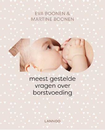 Boekentip '100 meest gestelde vragen over borstvoeding'