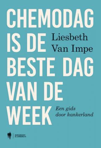 Cover boek Liesbeth Van Impe