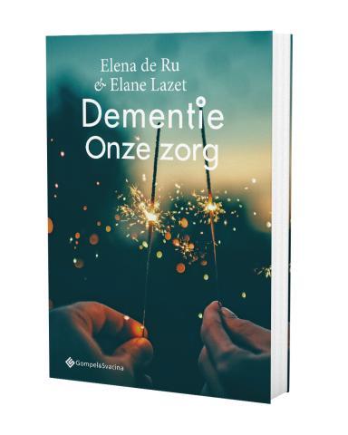 Cover boek 'Dementie. Onze zorg'