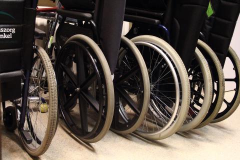 Aangepaste kledij voor als je in een rolstoel zit
