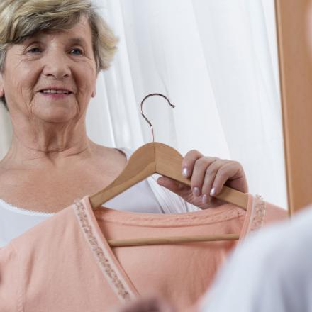 Aangepaste kledij maakt je leven comfortabeler