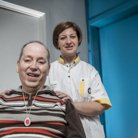 Omgaan met de ziekte van Steinert: een getuigenis