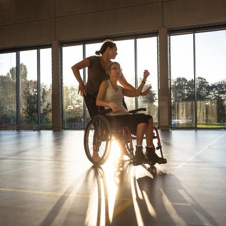Dansen met multiple sclerose