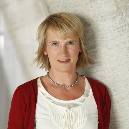 Wetstraatjournaliste Goedele Devroy