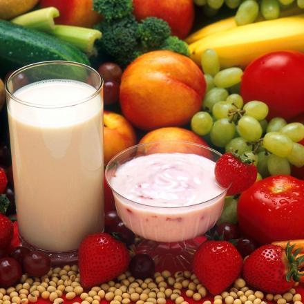 gezonde voeding, calcium, vitamine D