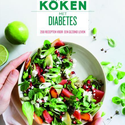 Cover boek lekker koken met diabetes