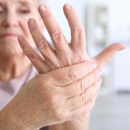 reuma, artritis, pijnlijke gewrichten
