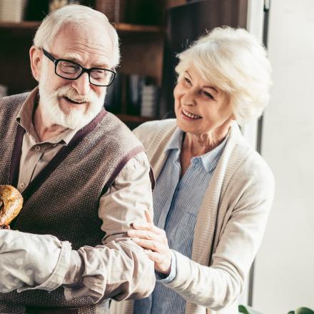 Smaakverandering bij ouderen